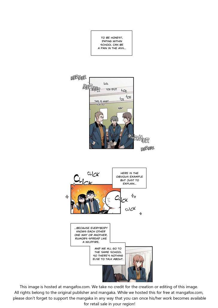 Unstoppable Siblings 88: He suppresses his words at MangaFox.la