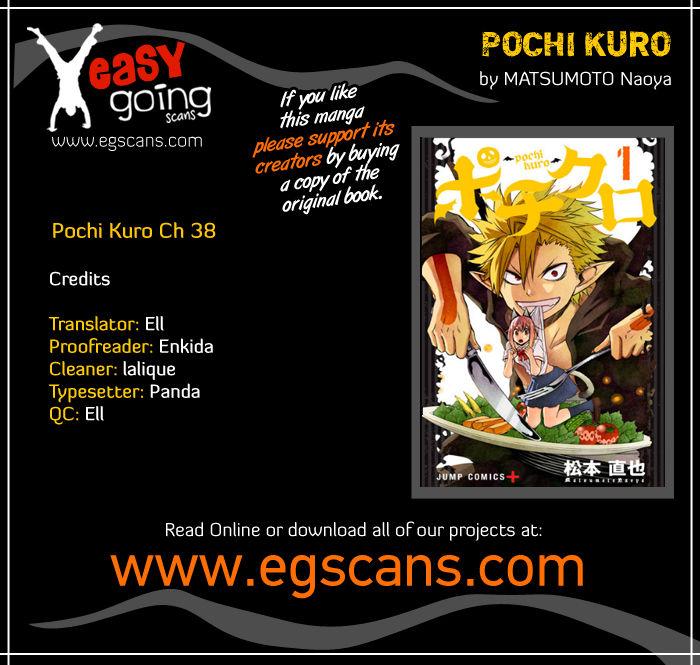 Pochi Kuro 39 at MangaFox