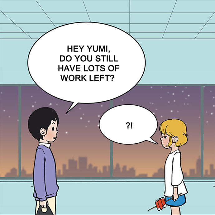 Yumi's Cells 2: Loneliness at MangaFox.la