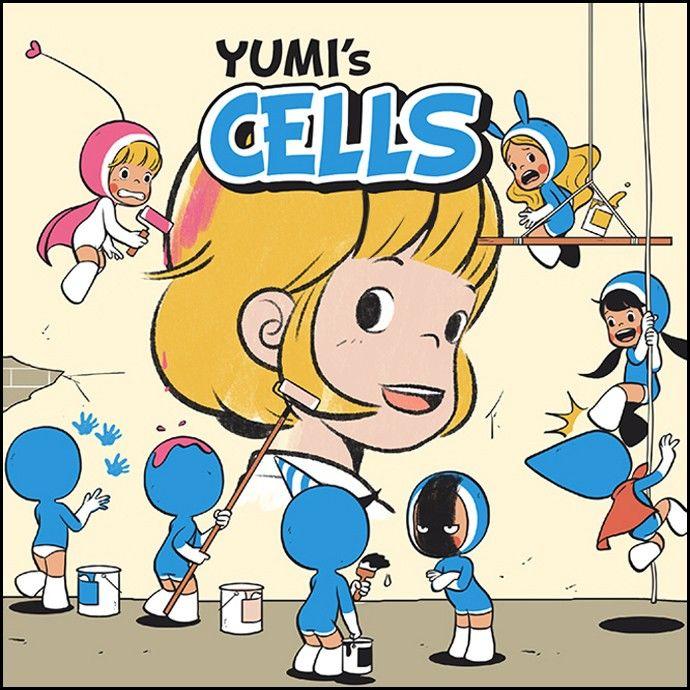 Yumi's Cells 80: When Silence Falls at MangaFox.la