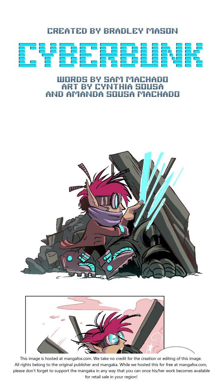 Cyberbunk 1 at MangaFox.la