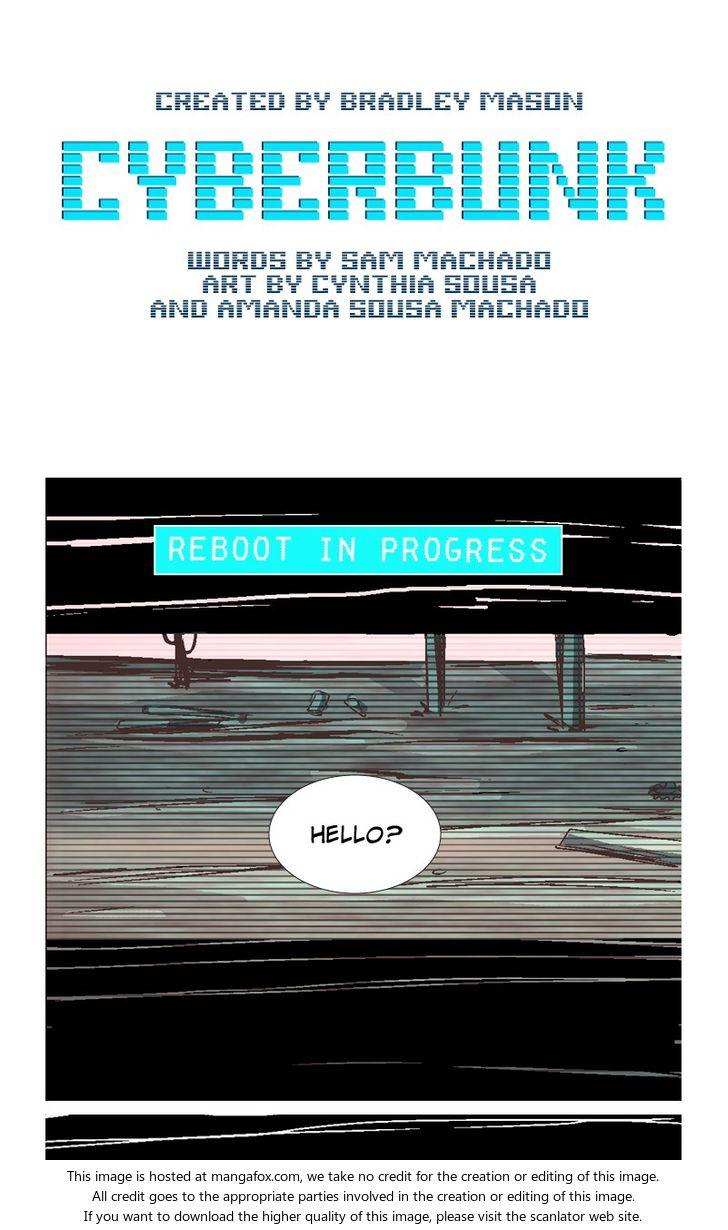 Cyberbunk 2 at MangaFox.la