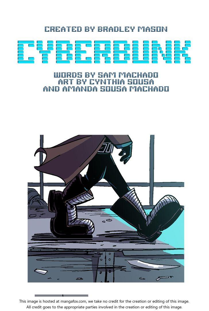 Cyberbunk 3 at MangaFox.la