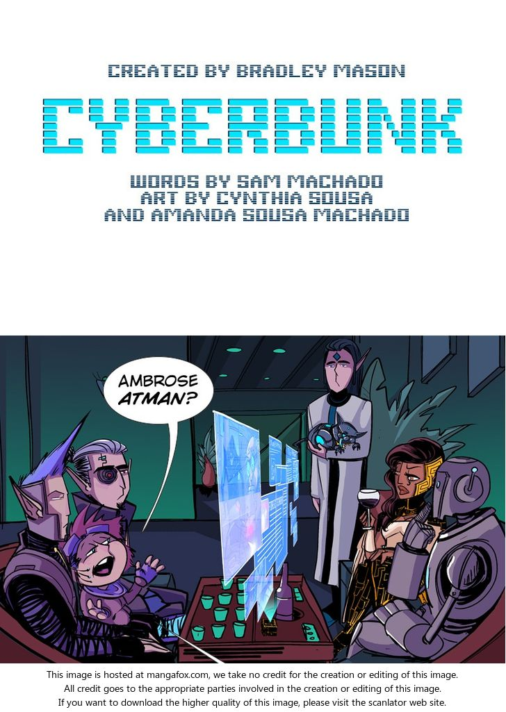 Cyberbunk 19 at MangaFox.la