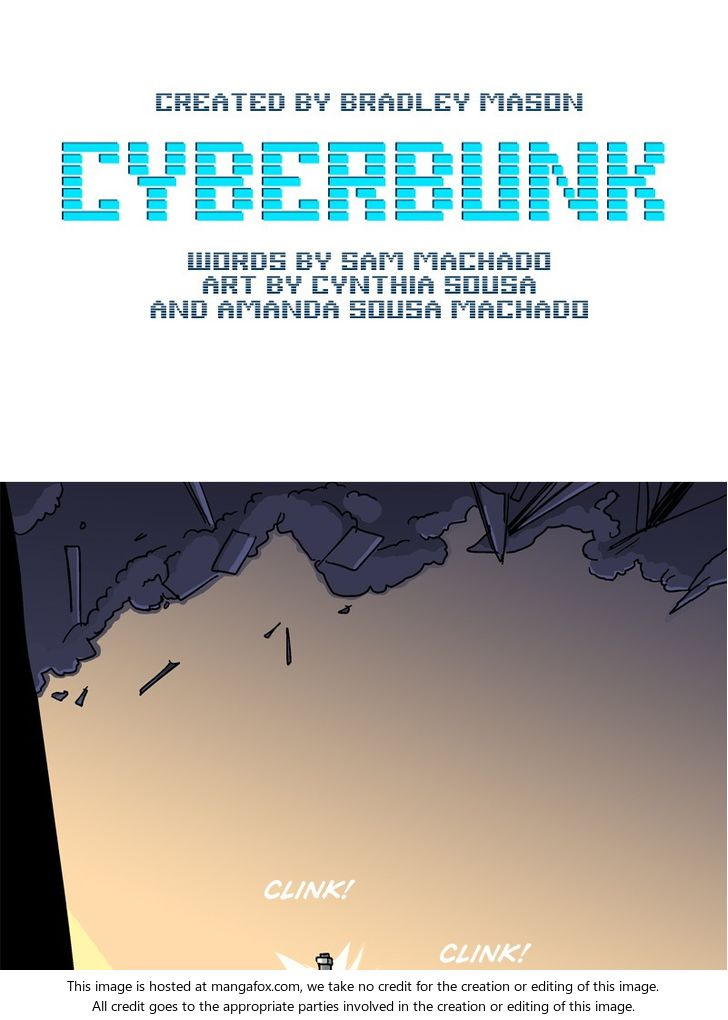 Cyberbunk 21 at MangaFox.la