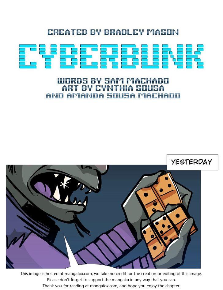 Cyberbunk 24 at MangaFox.la