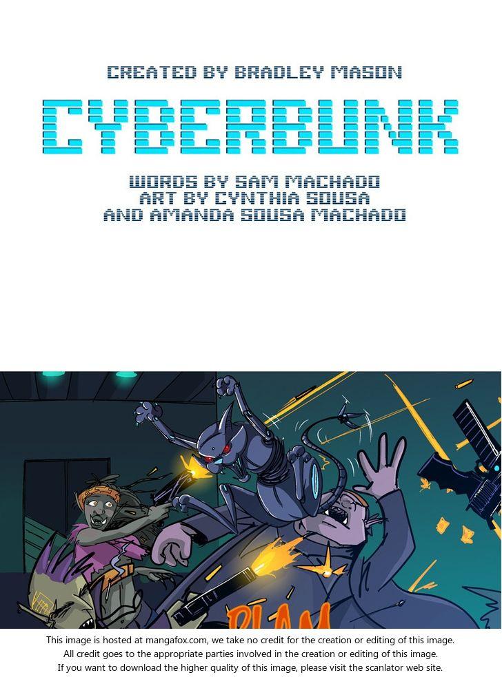 Cyberbunk 25 at MangaFox.la