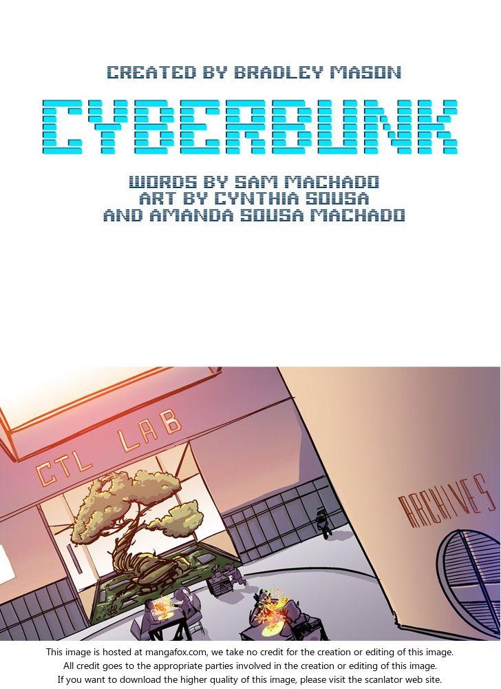 Cyberbunk 29 at MangaFox.la