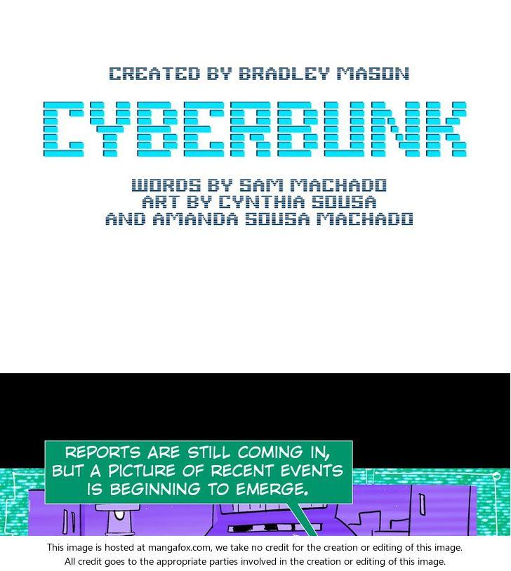Cyberbunk 30 at MangaFox.la