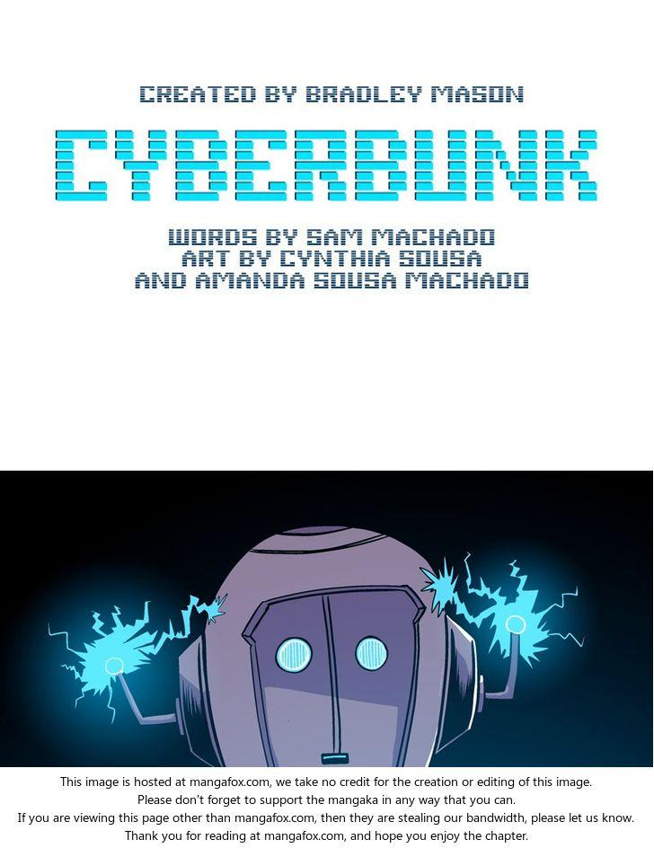 Cyberbunk 32 at MangaFox.la