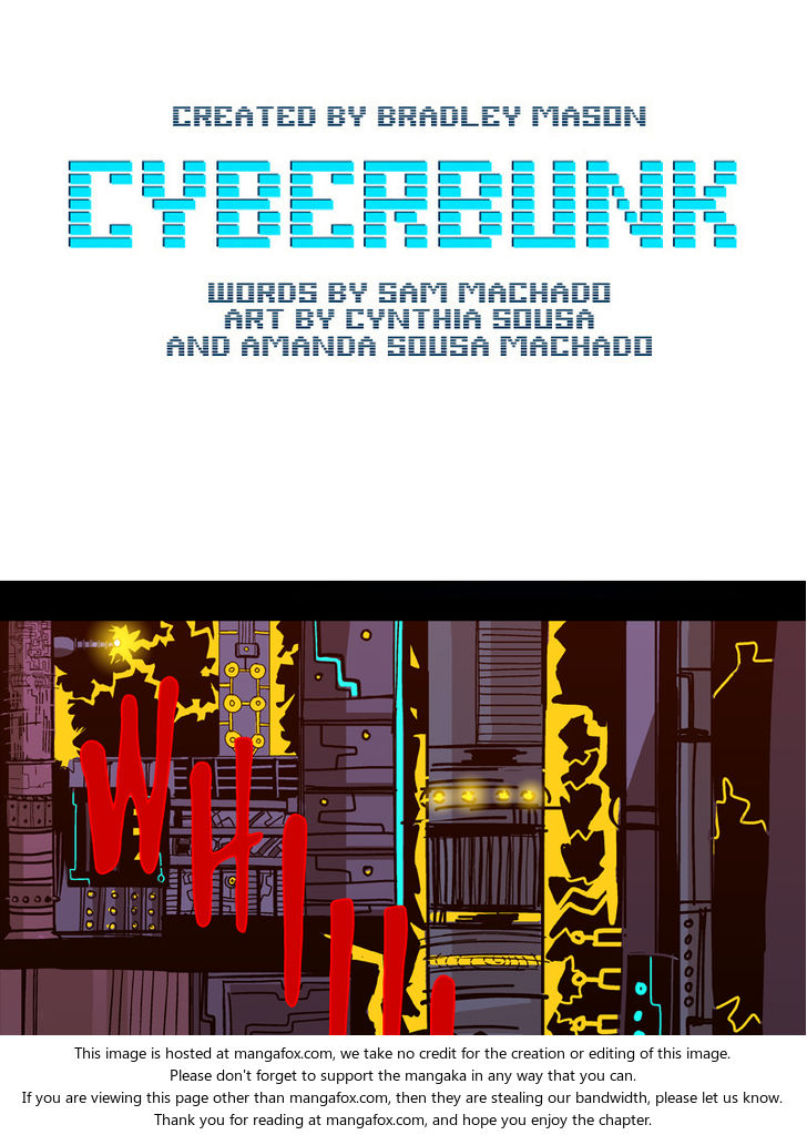 Cyberbunk 35 at MangaFox.la