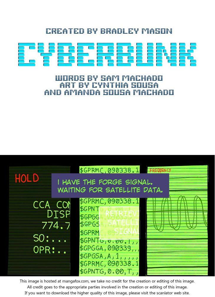 Cyberbunk 38 at MangaFox.la