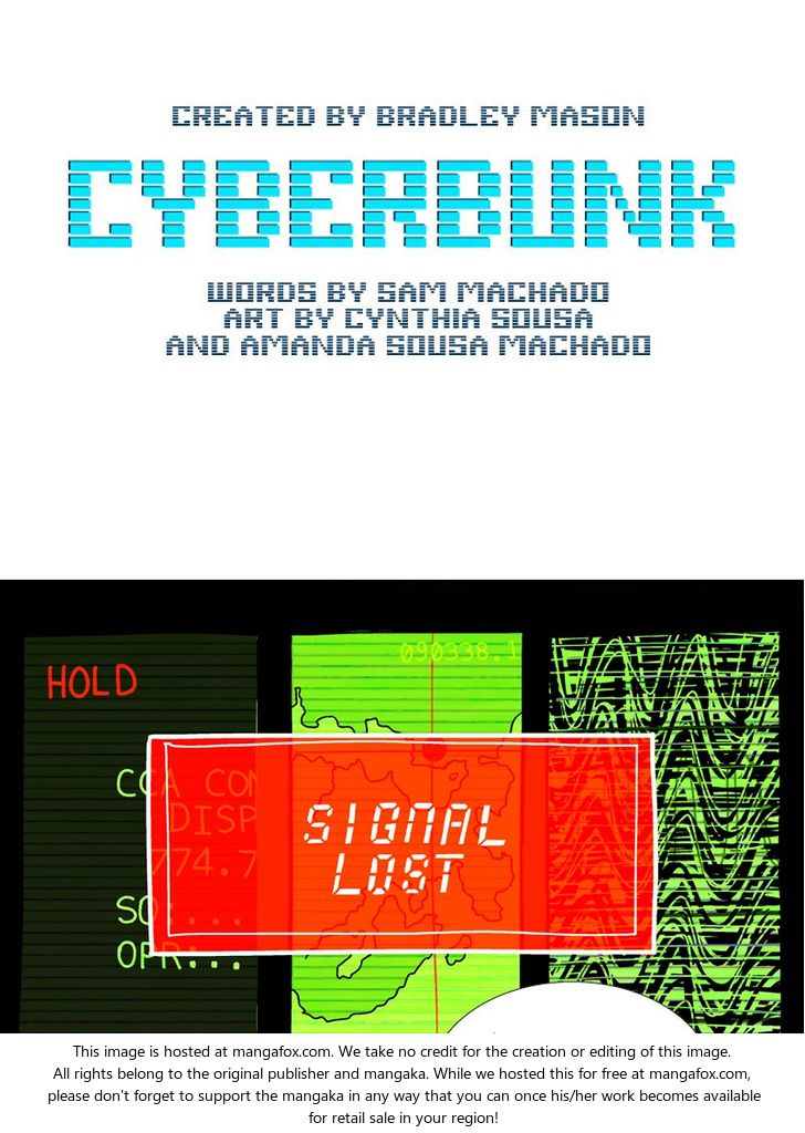 Cyberbunk 39 at MangaFox.la