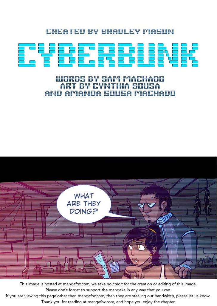 Cyberbunk 41 at MangaFox.la