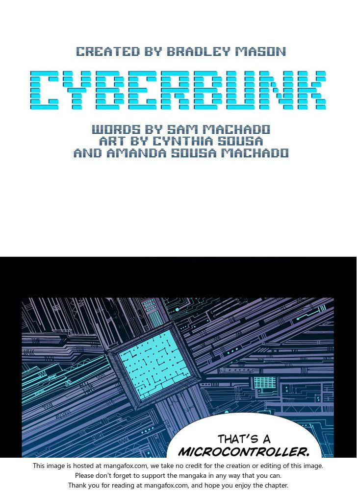 Cyberbunk 42 at MangaFox.la