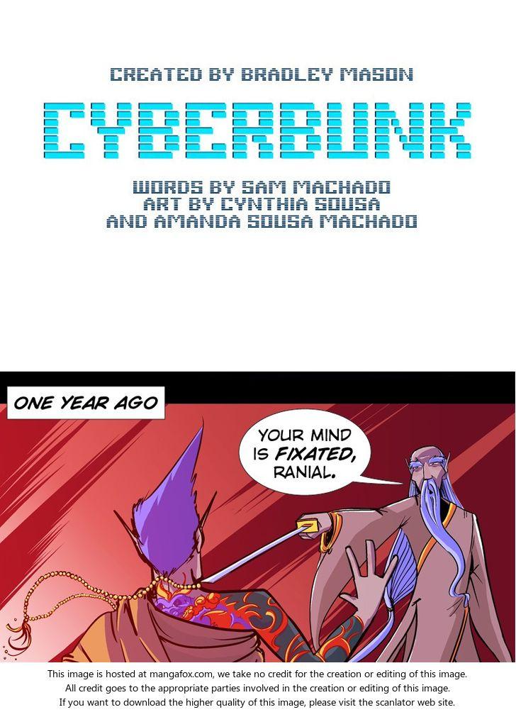 Cyberbunk 43 at MangaFox