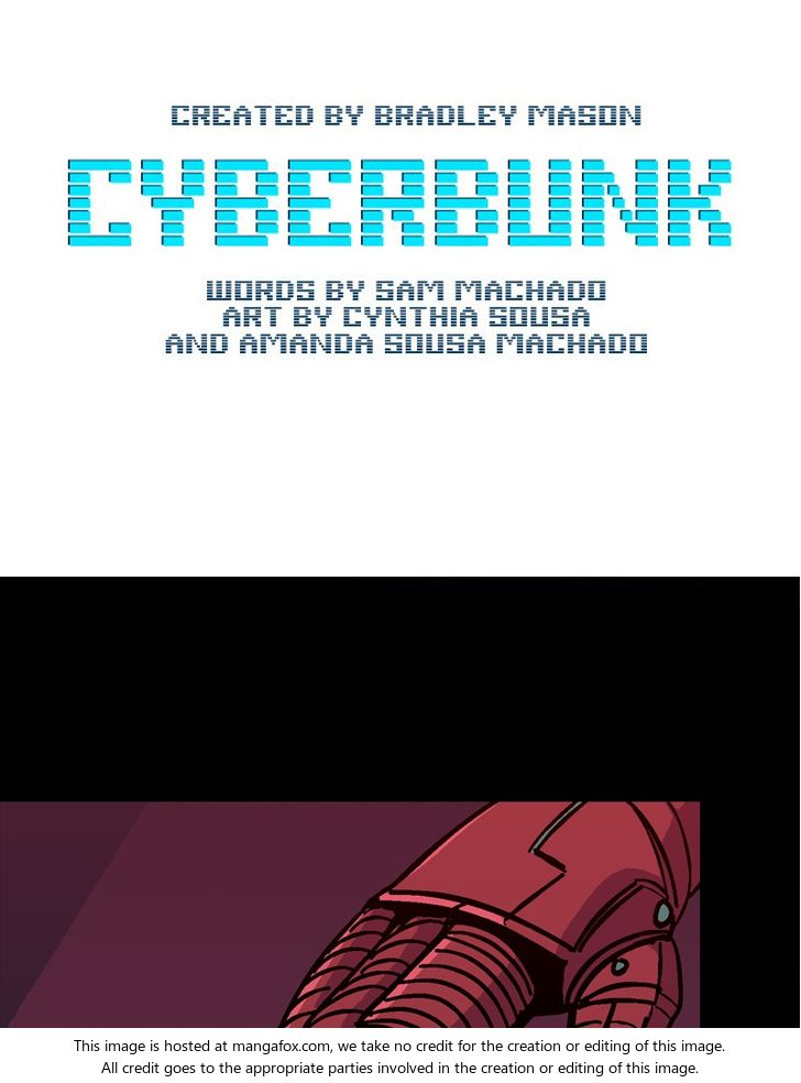 Cyberbunk 46 at MangaFox.la