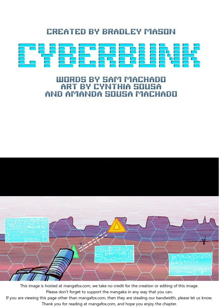 Cyberbunk 47 at MangaFox.la