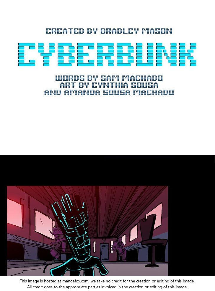 Cyberbunk 48 at MangaFox.la