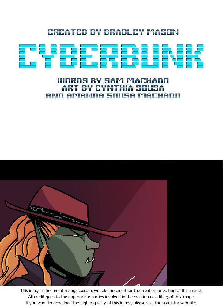 Cyberbunk 49 at MangaFox.la