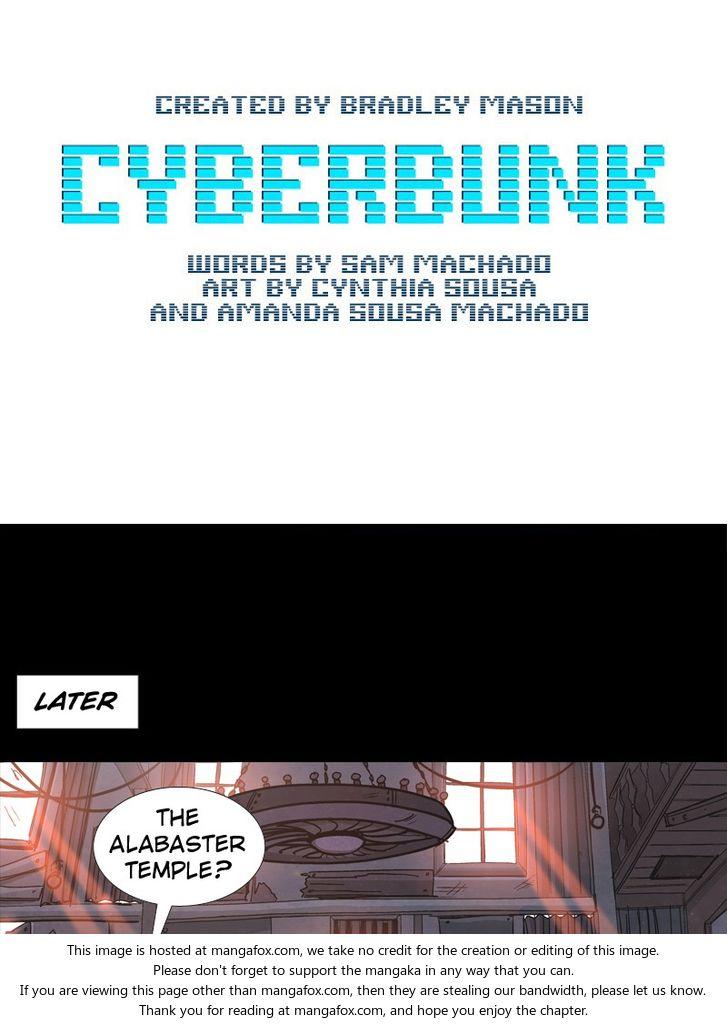 Cyberbunk 50 at MangaFox.la
