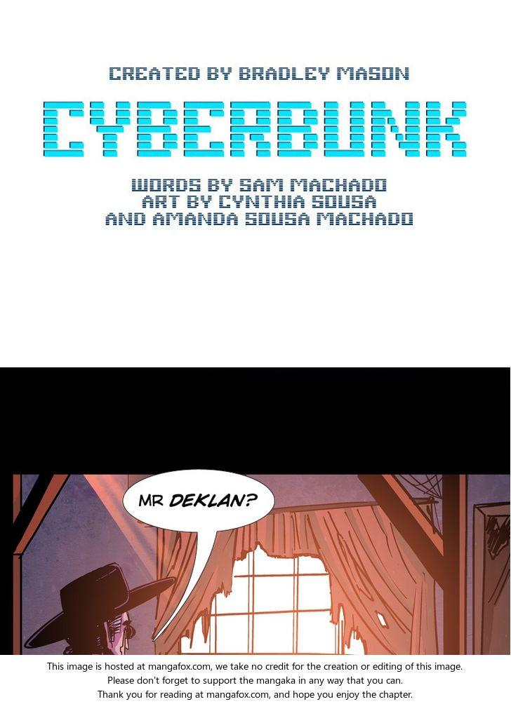 Cyberbunk 51 at MangaFox.la