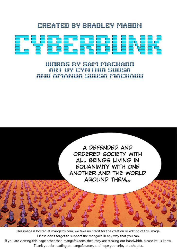 Cyberbunk 54 at MangaFox.la