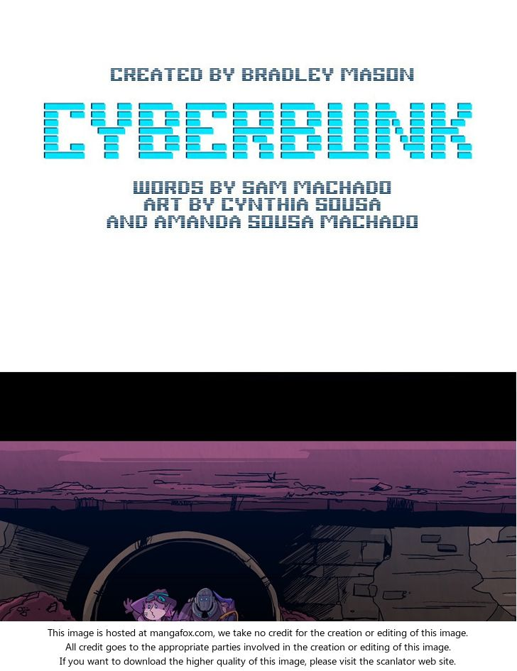 Cyberbunk 57 at MangaFox.la