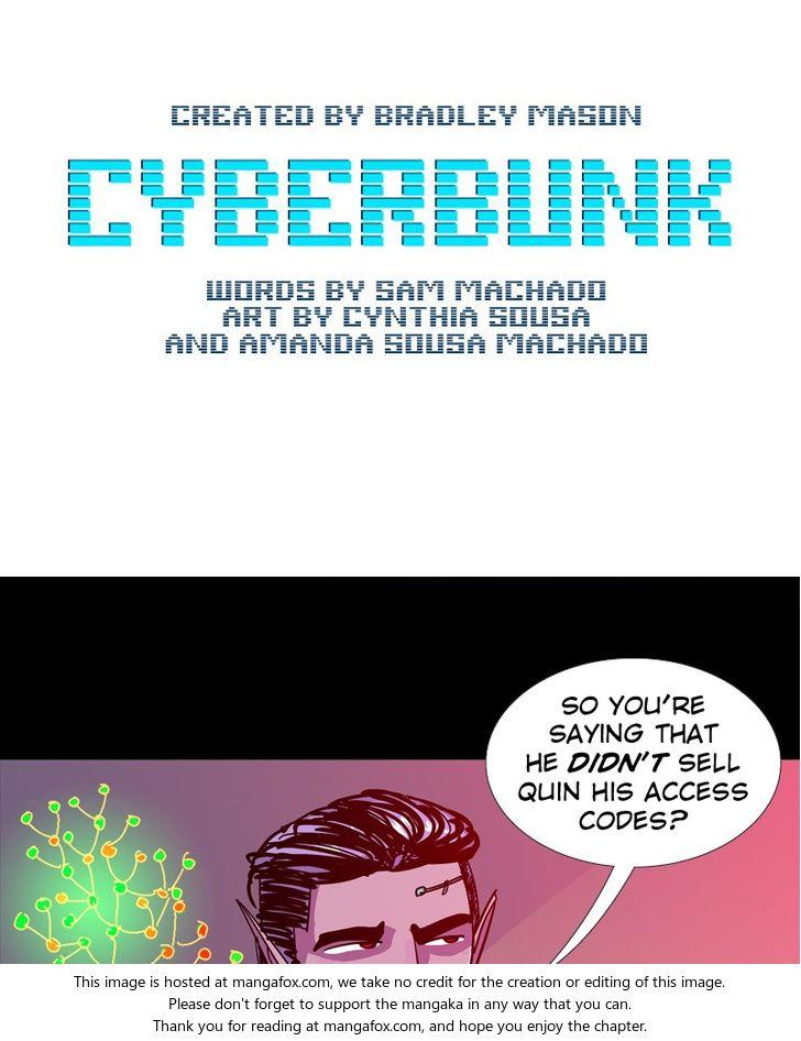 Cyberbunk 59 at MangaFox.la