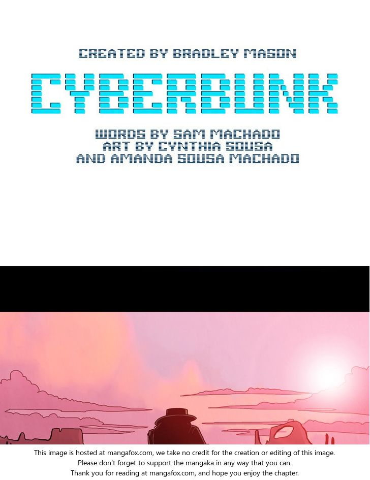 Cyberbunk 60 at MangaFox.la