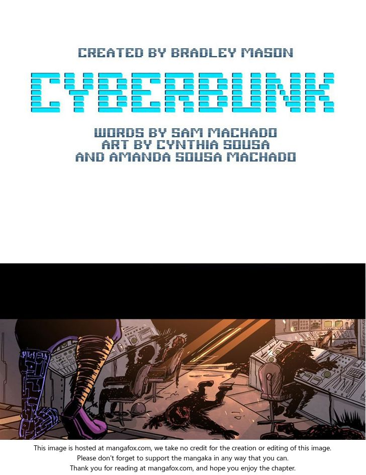 Cyberbunk 62 at MangaFox.la