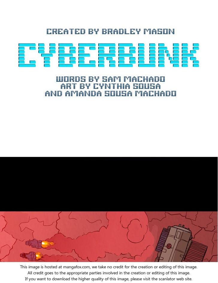 Cyberbunk 63 at MangaFox.la