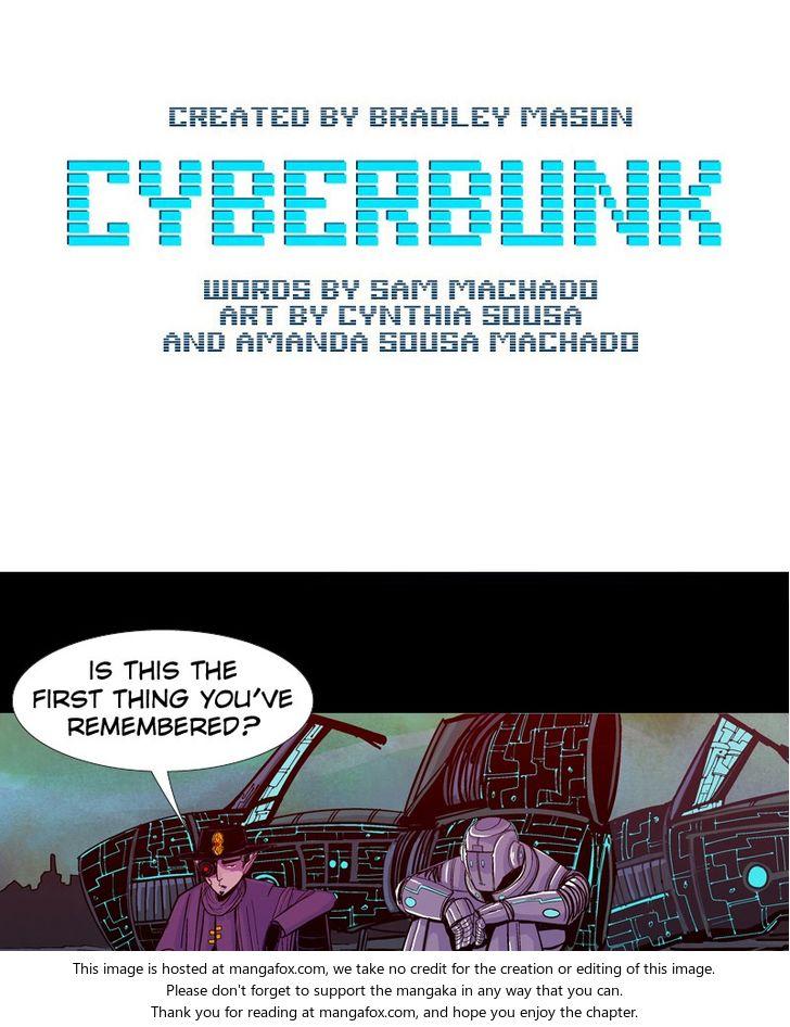 Cyberbunk 65 at MangaFox.la
