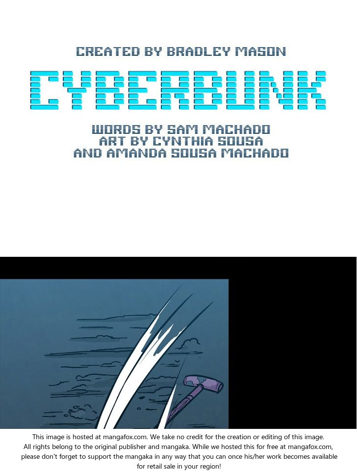 Cyberbunk 66 at MangaFox.la