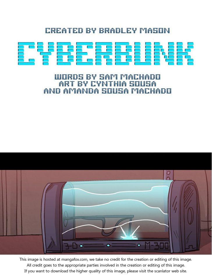 Cyberbunk 67 at MangaFox.la