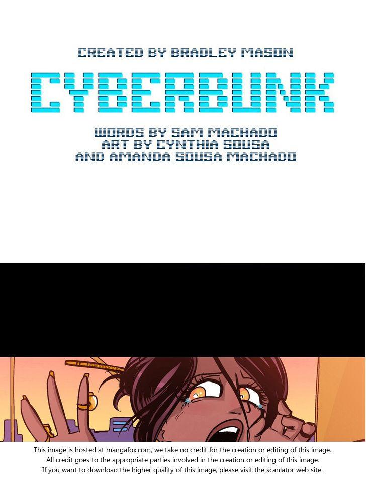 Cyberbunk 71 at MangaFox.la