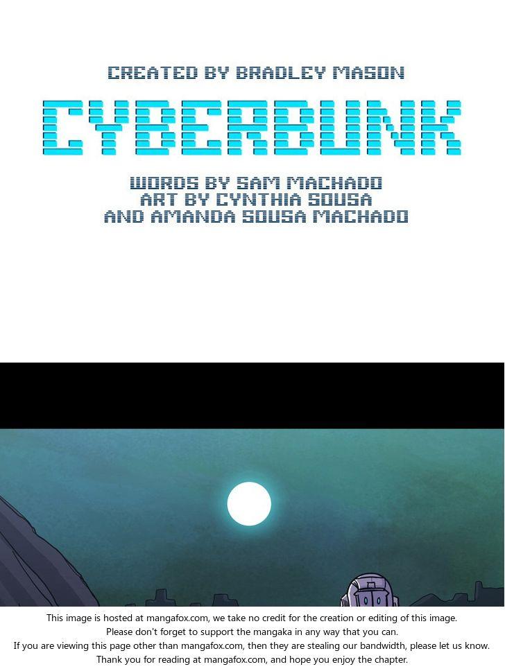 Cyberbunk 73 at MangaFox.la