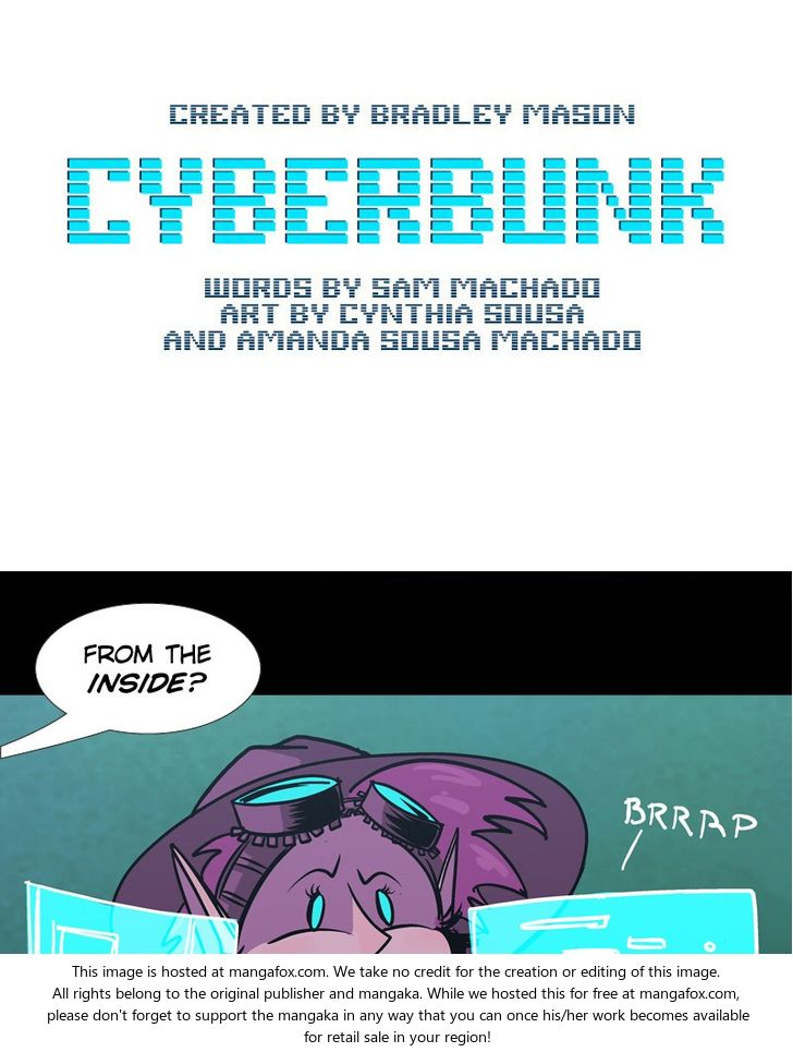 Cyberbunk 74 at MangaFox.la
