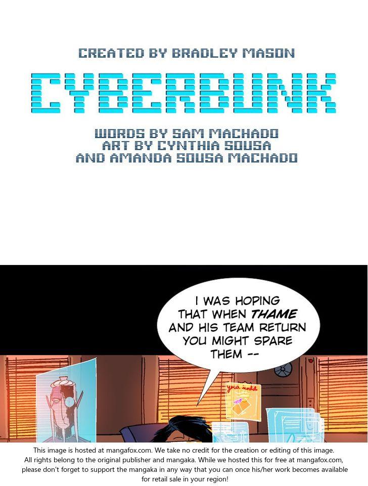 Cyberbunk 76 at MangaFox.la