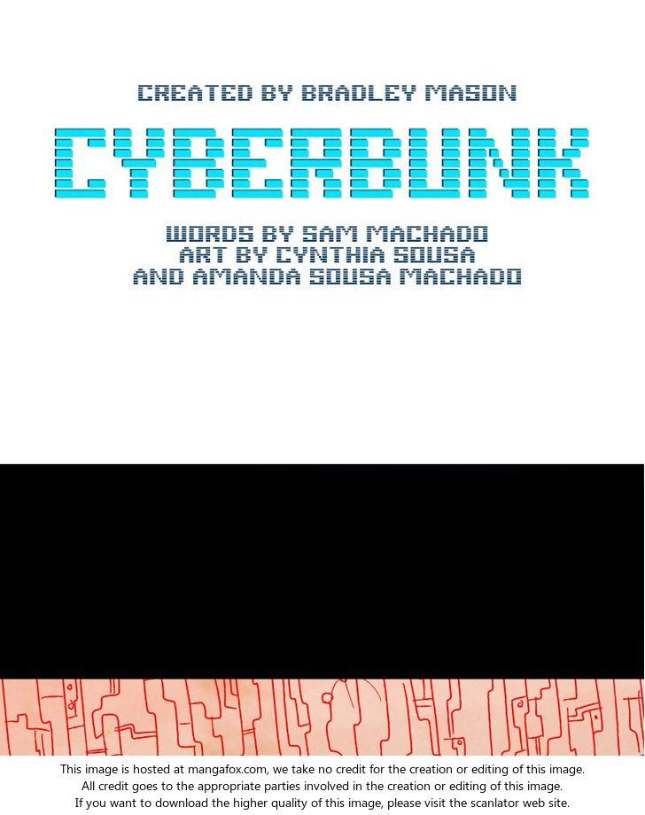 Cyberbunk 77 at MangaFox.la