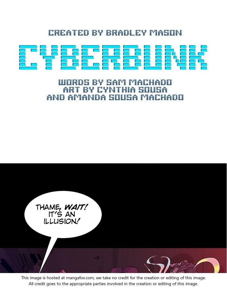 Cyberbunk 80 at MangaFox.la