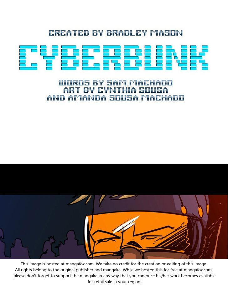 Cyberbunk 82 at MangaFox.la