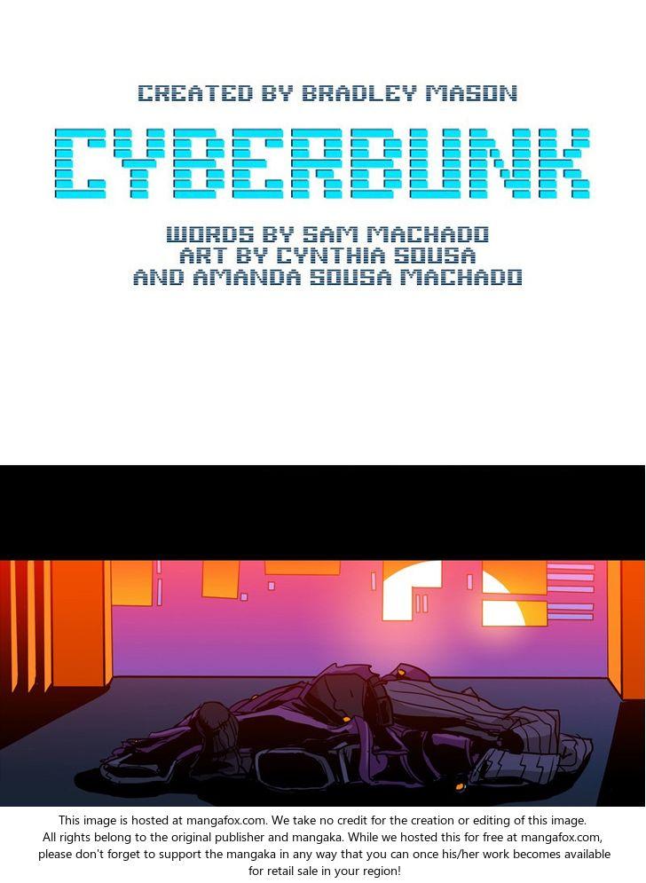 Cyberbunk 83 at MangaFox.la