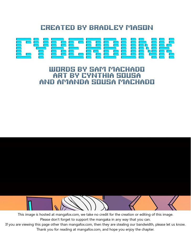 Cyberbunk 89 at MangaFox.la