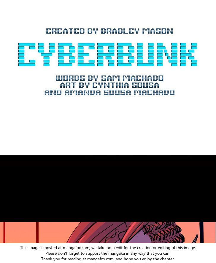 Cyberbunk 90 at MangaFox.la
