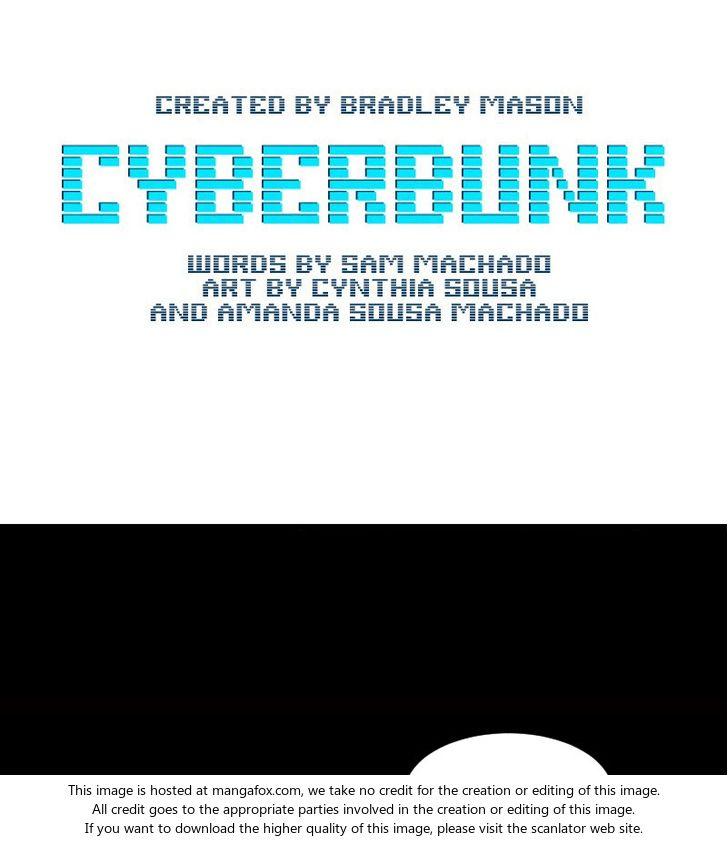 Cyberbunk 92 at MangaFox.la