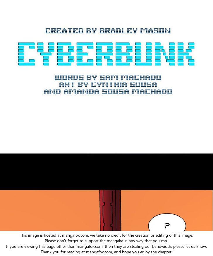 Cyberbunk 94 at MangaFox.la