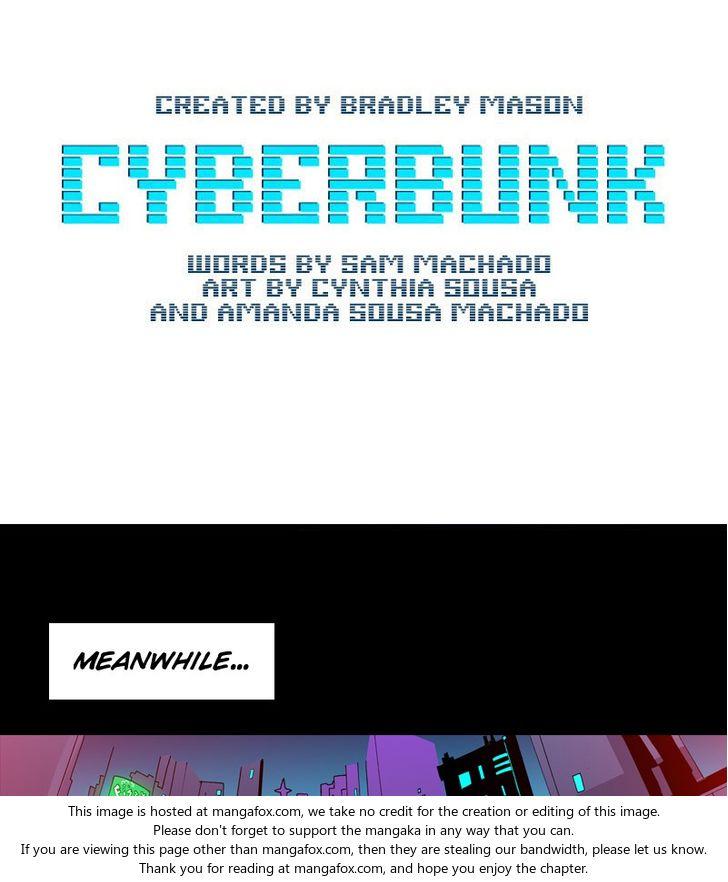 Cyberbunk 95 at MangaFox.la
