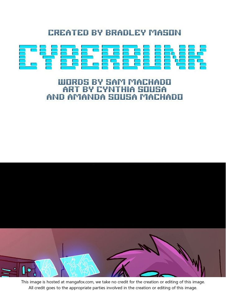 Cyberbunk 96 at MangaFox.la