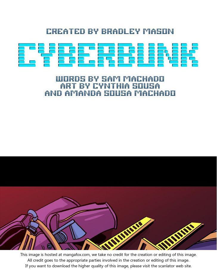 Cyberbunk 97 at MangaFox.la